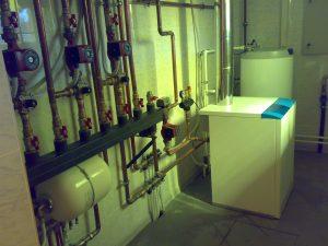 Инженерные системы водоснабжения