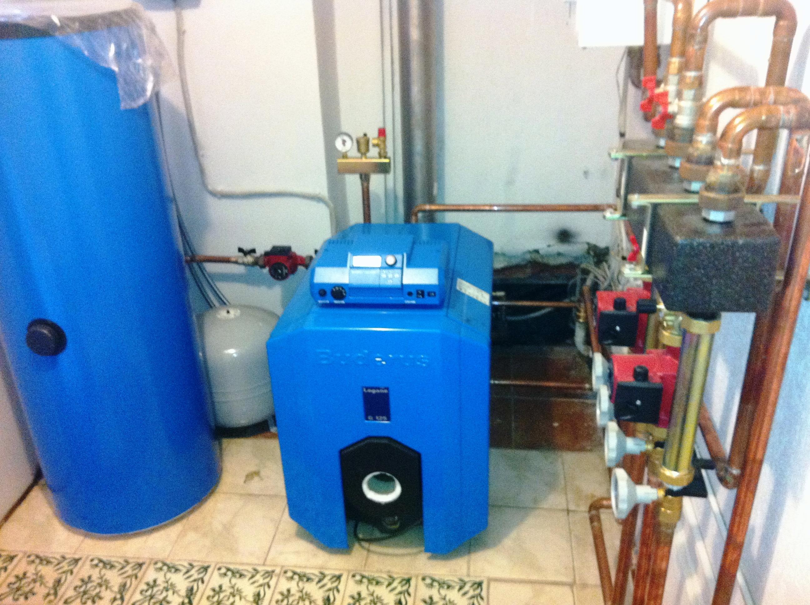 схема водопровода с рециркуляцией в коттедже